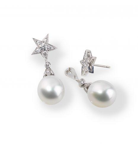 Arets-brollopssmycke-2018-pearl-diamond-star-earring