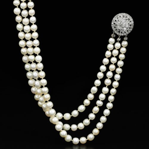 Marie-Antoinette-Pearl-Necklace