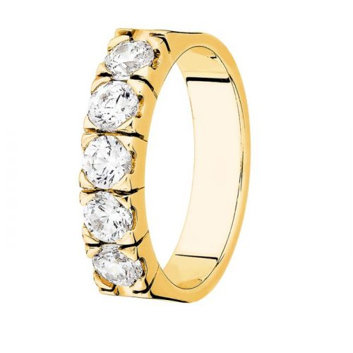 alliansring-redgold-diamond-ring