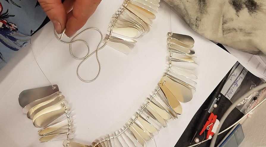 Elise-Elwin-smyckestillverkning