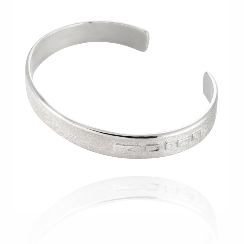 Rasmus_Hvorslev_Jewelry_Positano_Frosted_Bangle