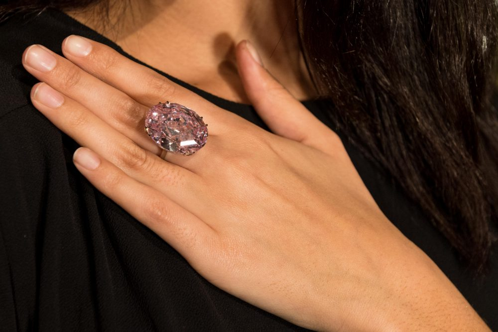 Sotheby's Pink Star Diamond