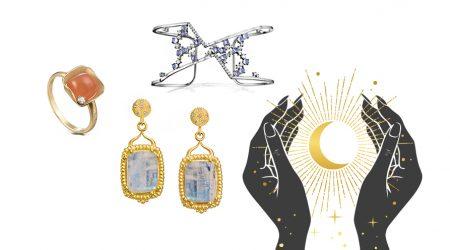 Månstenar i smycken