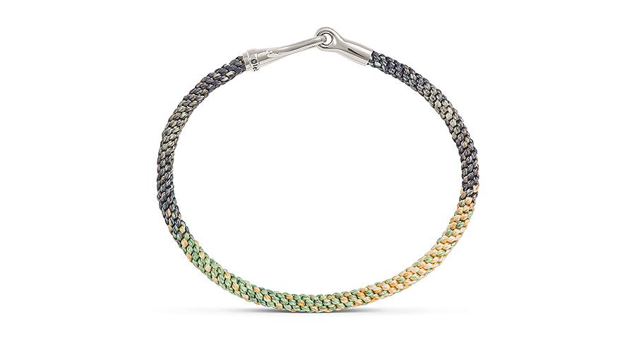Färgglatt armband från Ole Lynggaard Copenhagen.