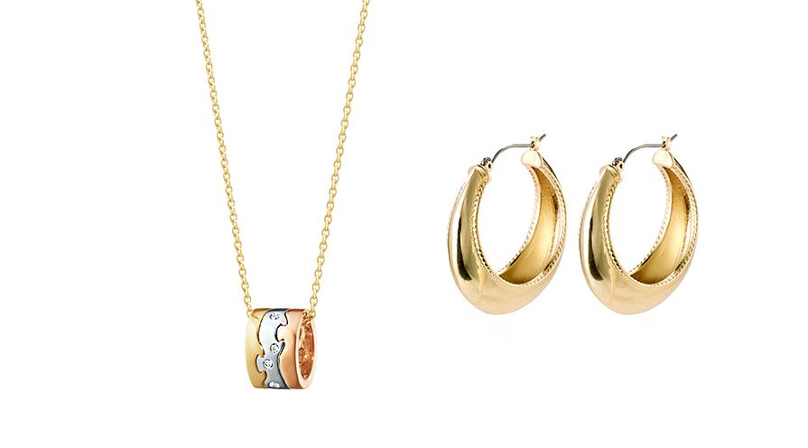 Smycken från Georg Jensen och Pilgrim