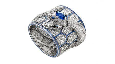 smyckesklockor från Bulgari