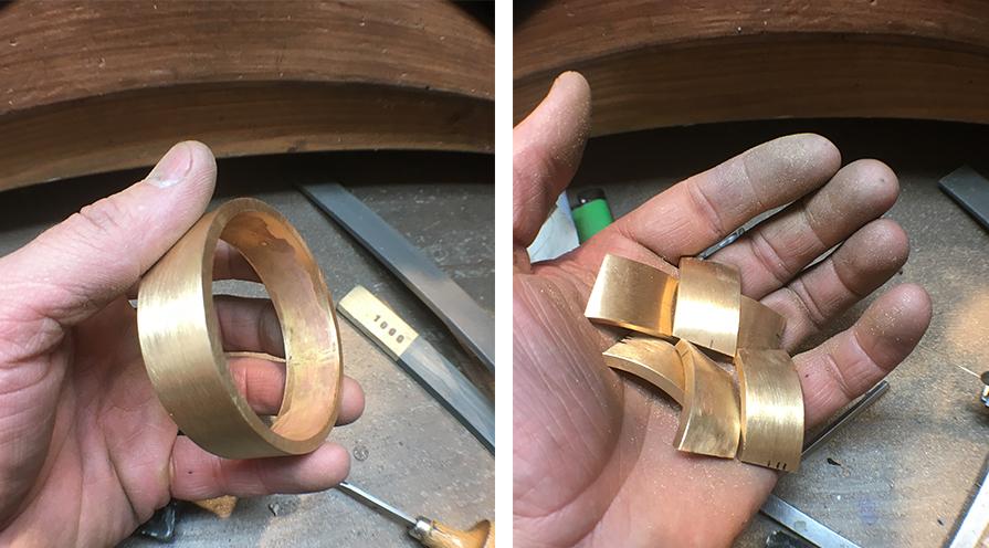 Återvunnet guld