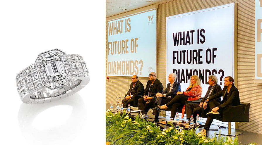 framtidens diamanthandel