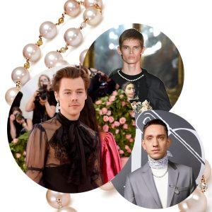 pärlor mode