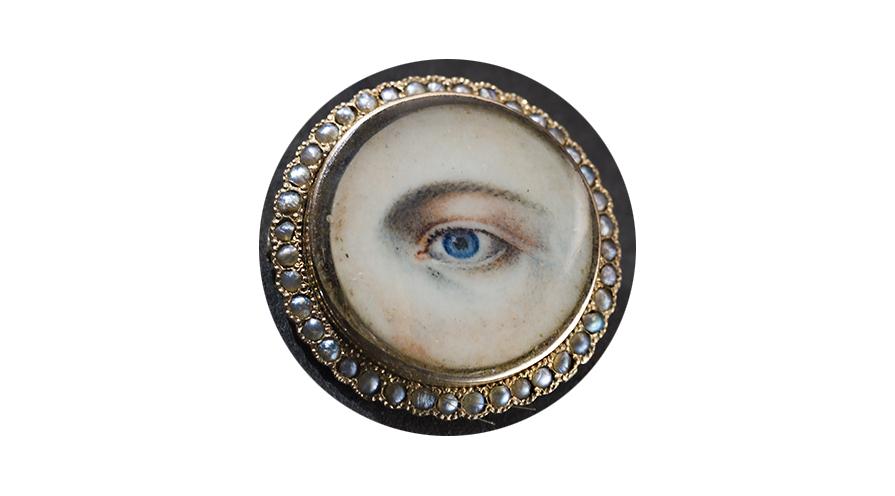 magiskt smycke som ska skydda mot onda ögat