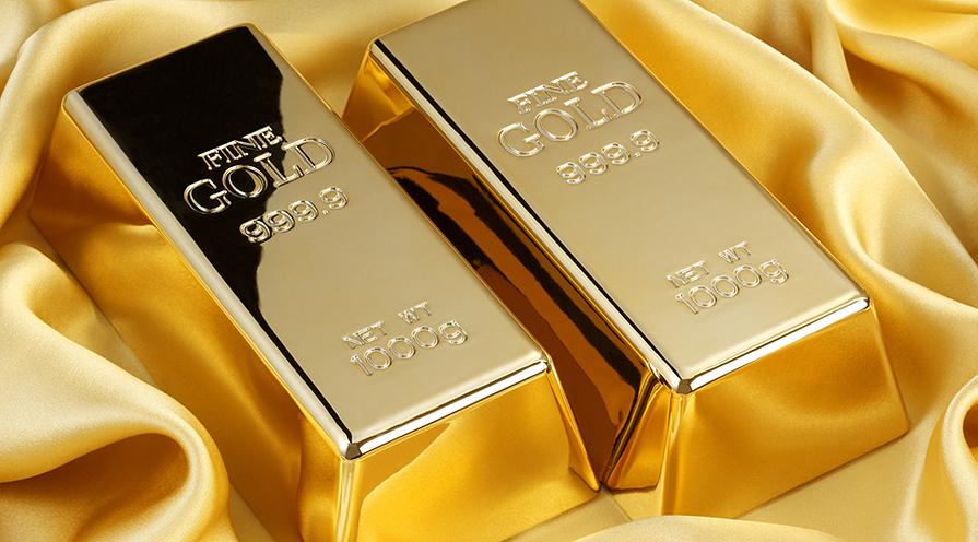 Åkta guld i tacka
