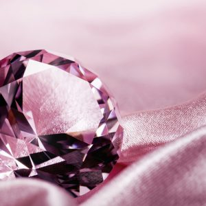 Dyraste diamanten kallas Pink Star