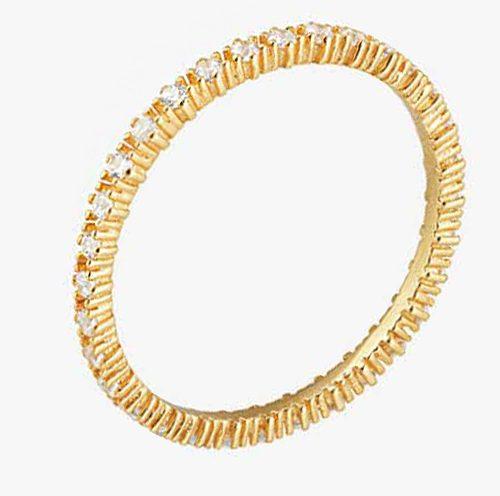 Vigsel-och förlovningsring Infinty i 18 k guld och VS1-diamanter från Drakenberg Sjölin