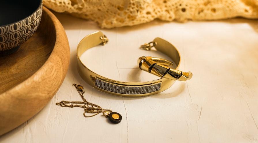Armband och halsband