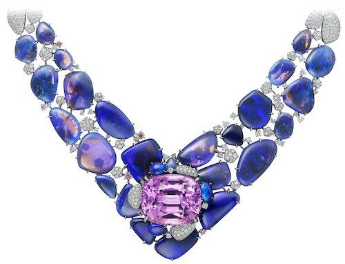 "Halsbandet ""Hemis"", Cartier."