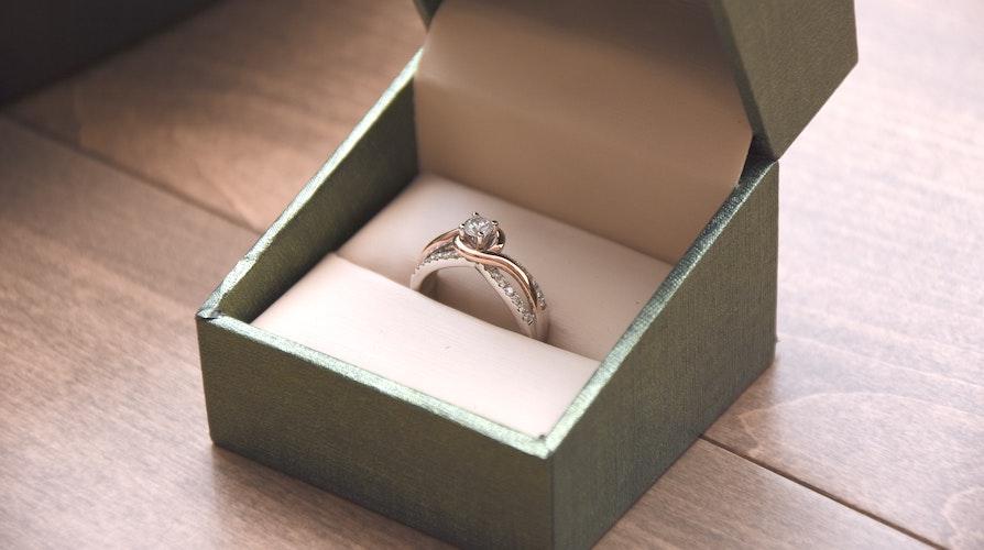 ring som inte används