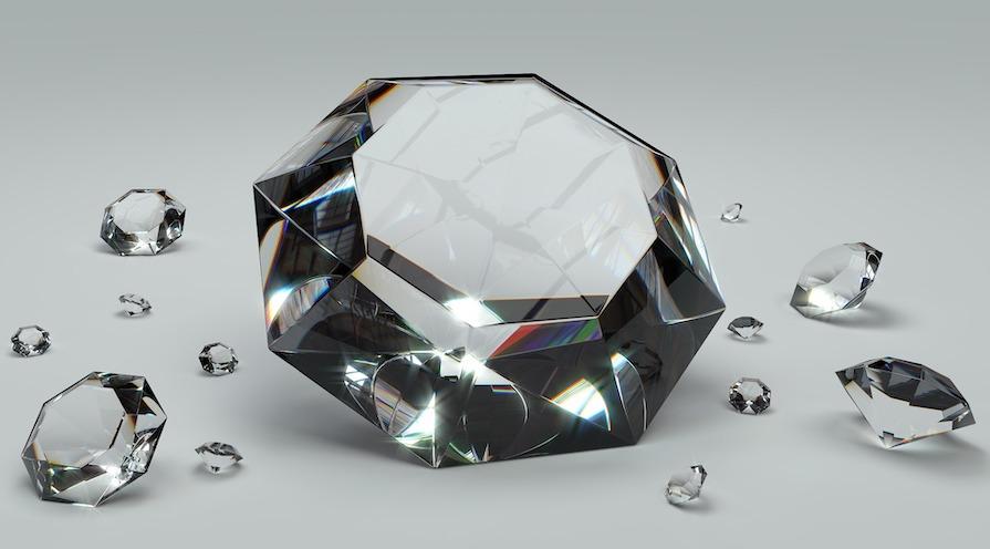 slipad diamant