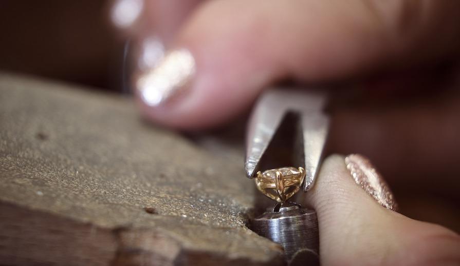 Hantverkare diamant