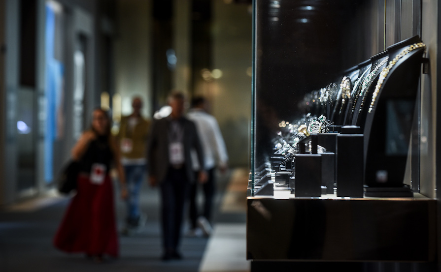 Vicenzaoro smyckemässor 2021