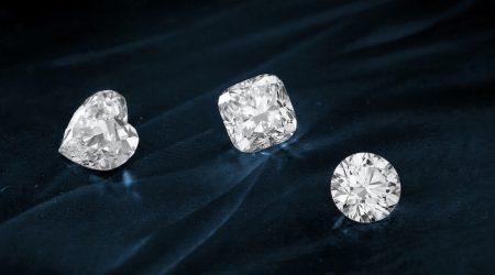 Diamant former