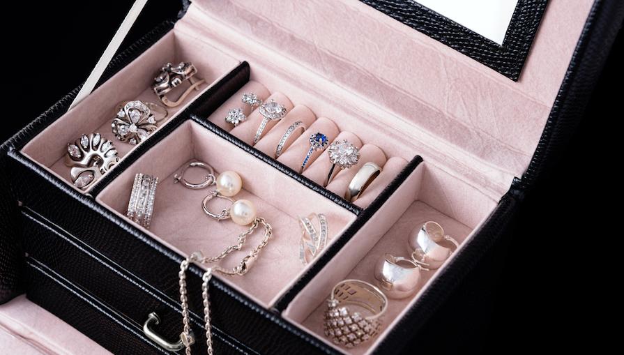 Ordning i smyckeskrinet