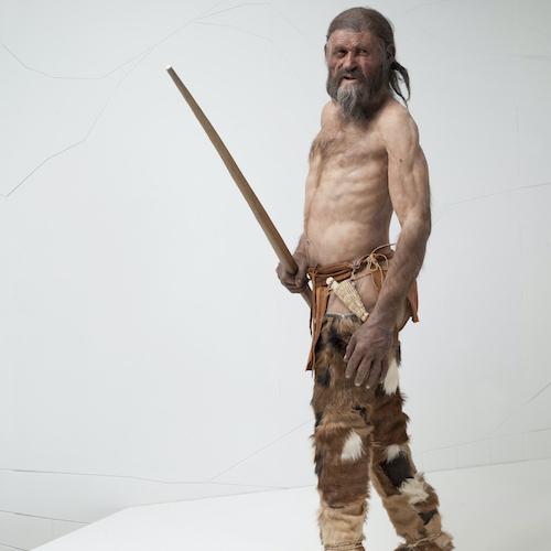 Ismannen Ötzi