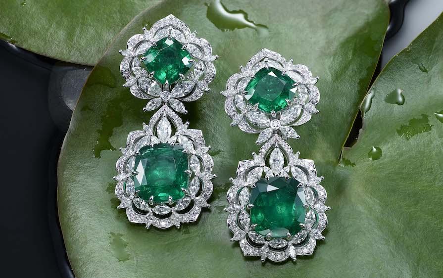 Hållbara smycken med smaragder från gemfields