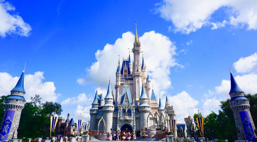 Disney slott