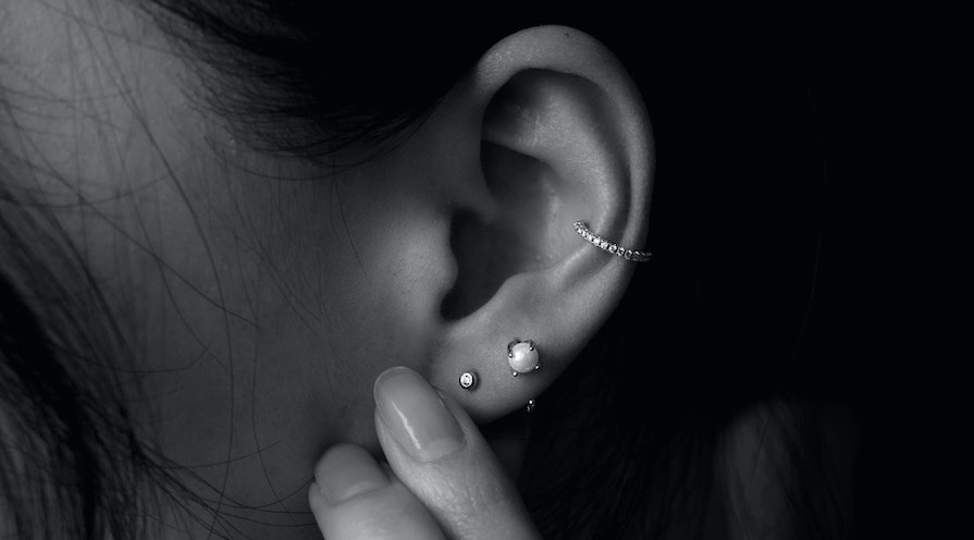 Ear cuff örhänge