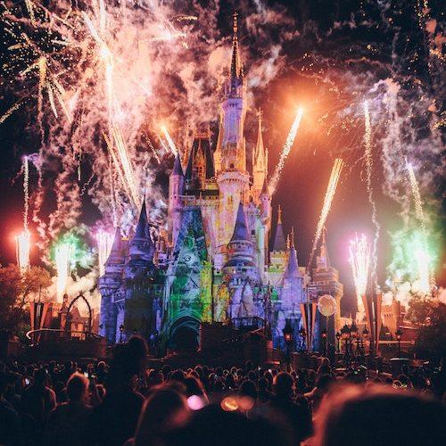 Disney show i park