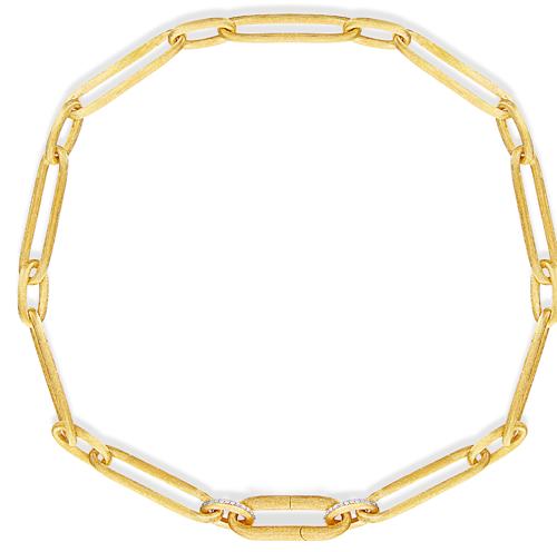 Guldhalsband av nanis