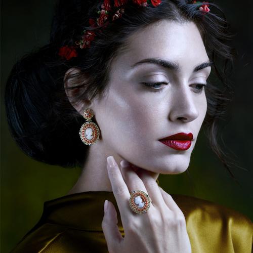 Kaméer smycken
