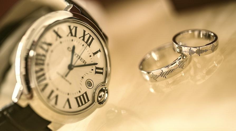 smycke- och klockindustrin